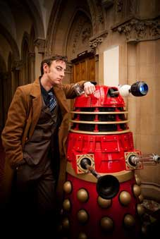 Dr Who Lookalike David Tennant
