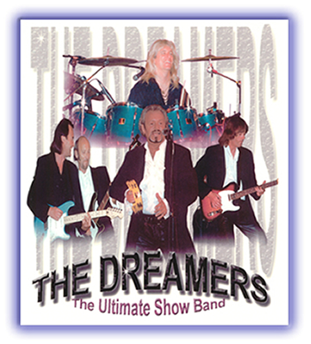 The Dreamers Original Freddie and The Dreamers Band