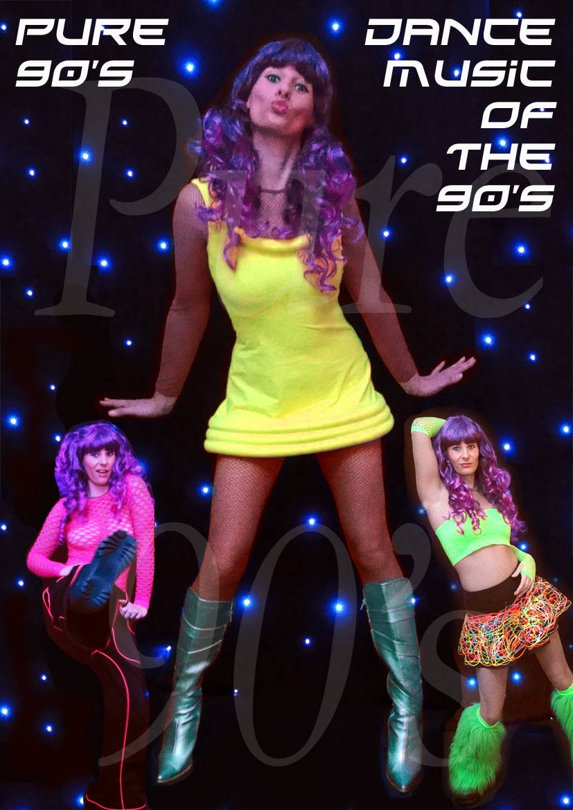 Pure 90s Dance Music Tribute Show | 90s Tribute Show | The